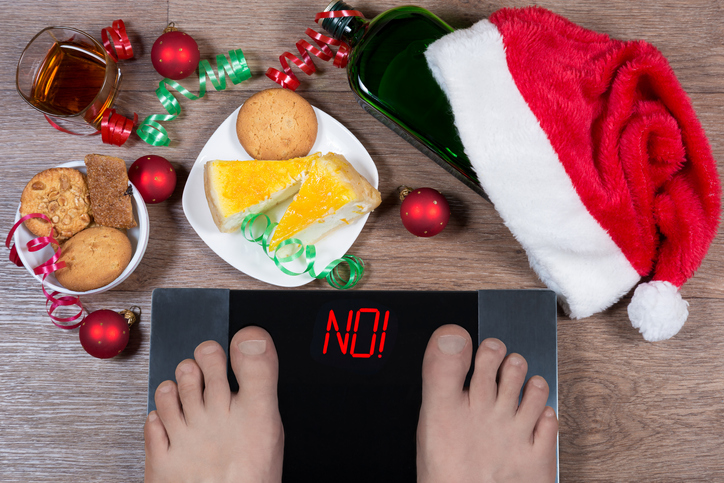 Holiday Weight Scale