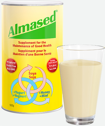Almased- lose weight quickly and healthily