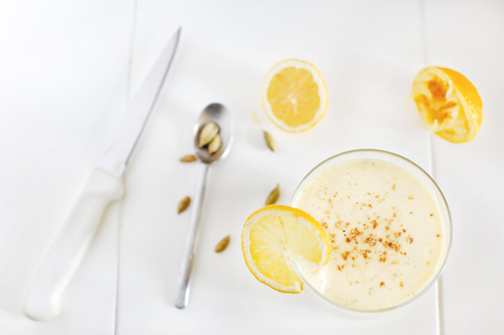 Smoothie Lemon